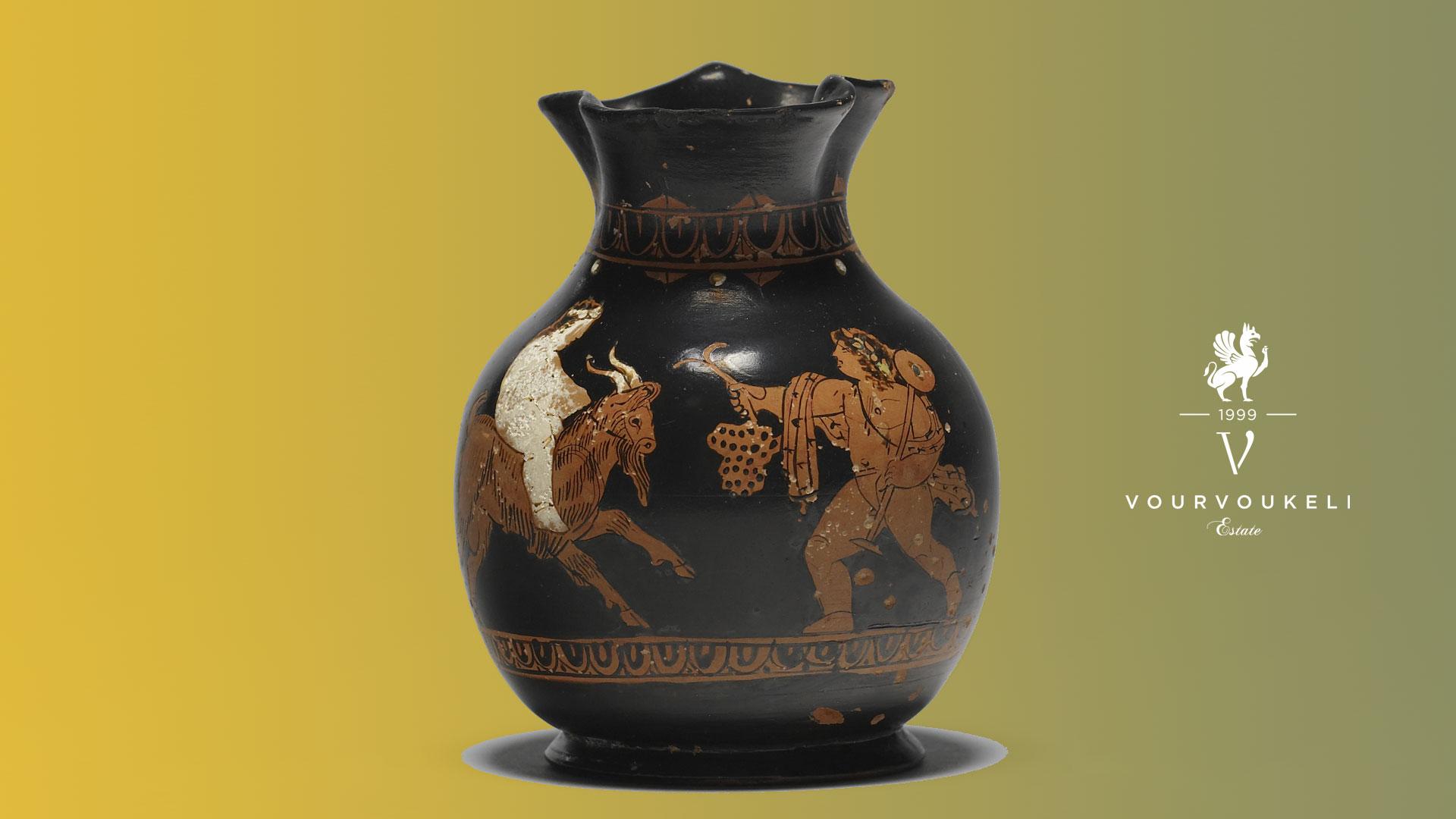 Αρχαίες Ελληνικές Ποικιλίες Κρασιού | Ancient Greek Wine Varieties.